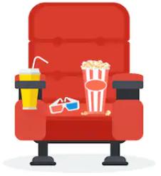 Химчистка кинотеатра и кресел в кинозале