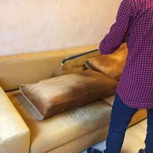 Материал для производства ковров. Требует деликатной стирки.