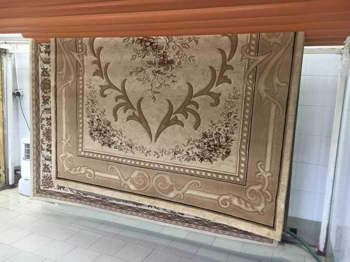 ковры в сушке