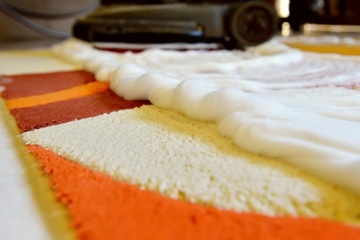 ковровая чистка