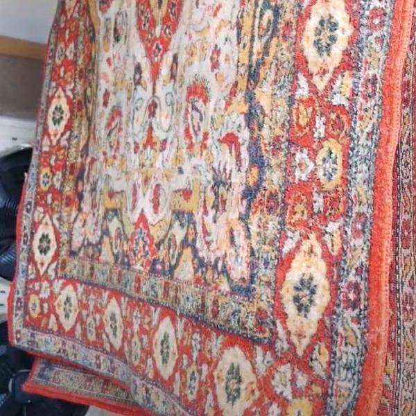 сколько стоит стирка ковров