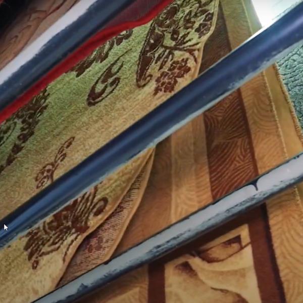 стирка ковров бесплатная доставка