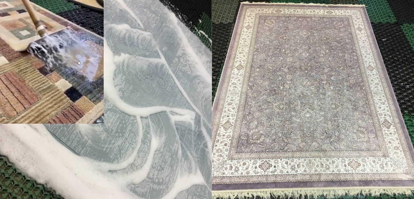 стирка ковров дешево