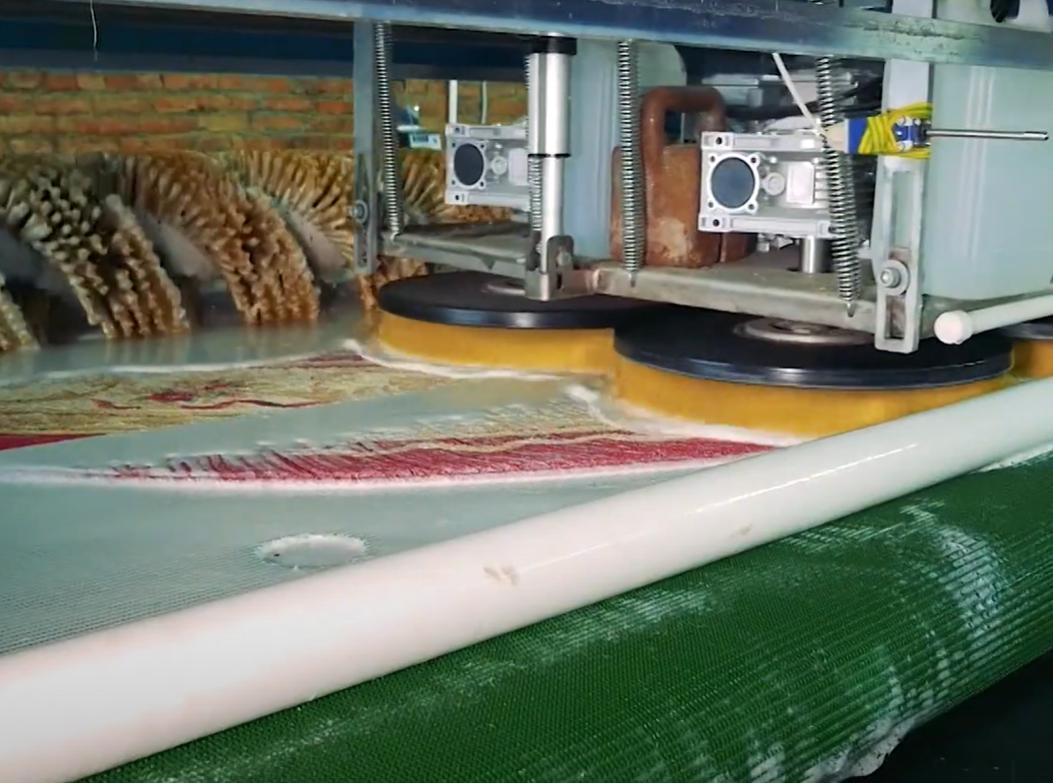стирка ковров и паласов
